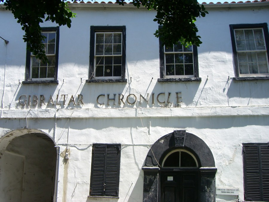 Edificio del Chronicle