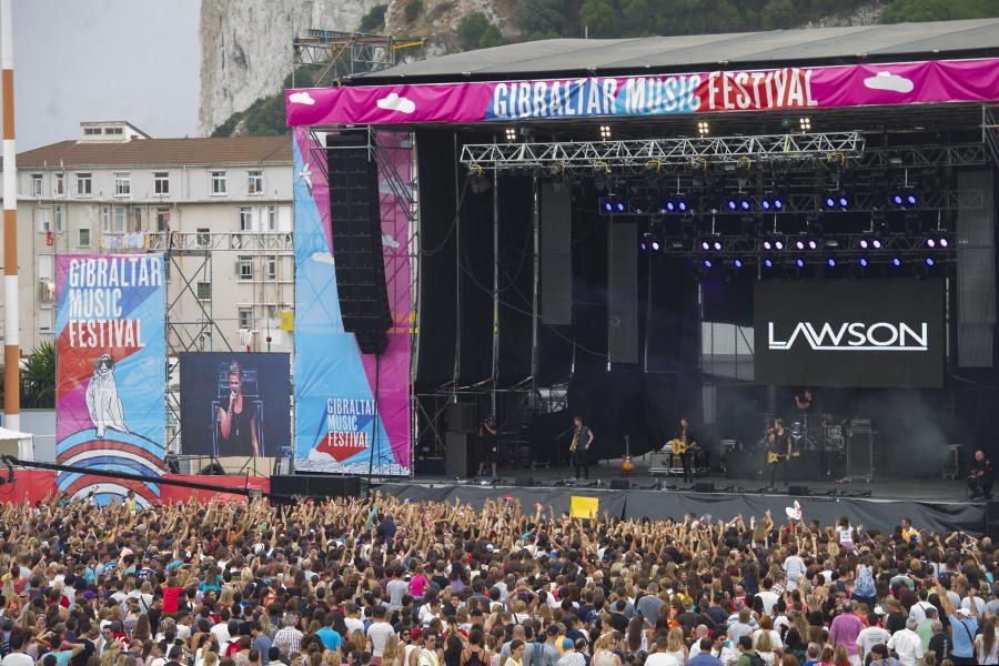 Gibraltar Music Festival