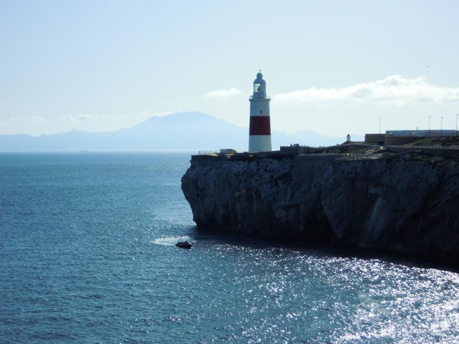 Un faro en Europa Point