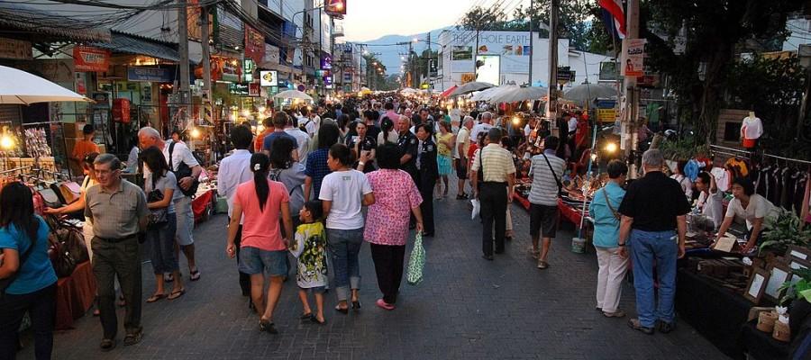 Chiang_Mai_mercadillo