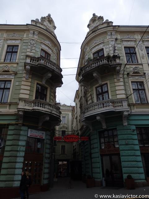 Los edificios gemelos