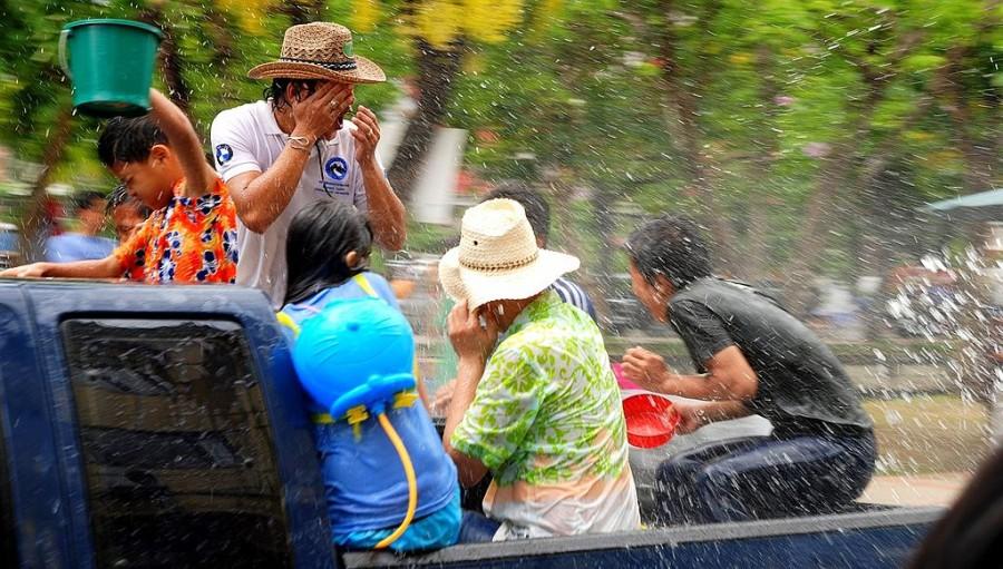 Songkran_chiang mai