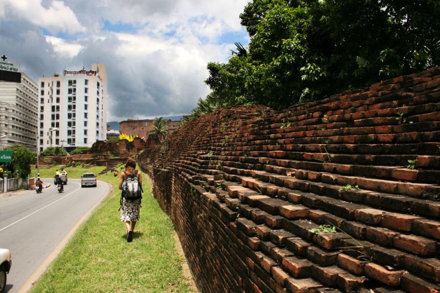 muralla Chiang_mai