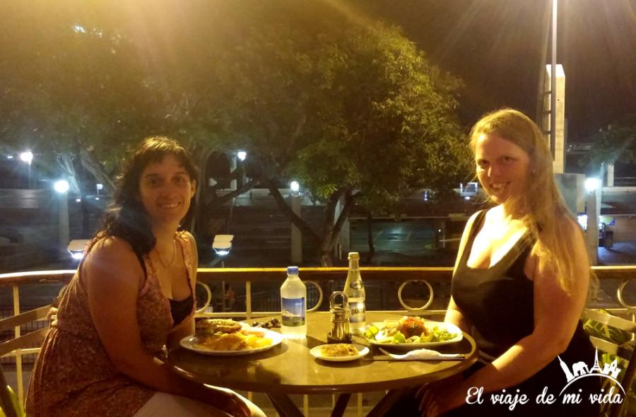 El inicio de una gran amistad en Ecuador