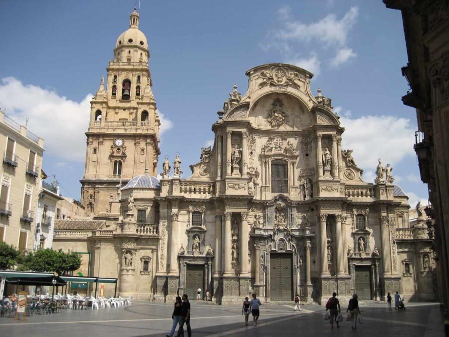 La Catdreal de Murcia