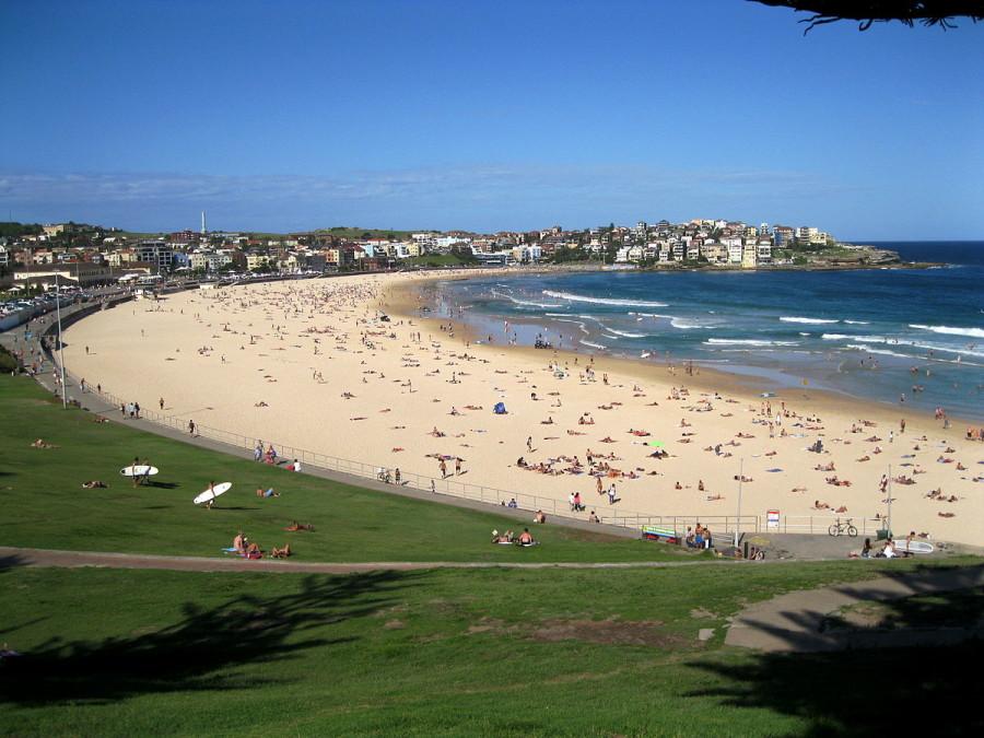 Bondi Beach Sydney AustraliaBondi Beach Sydney Australia