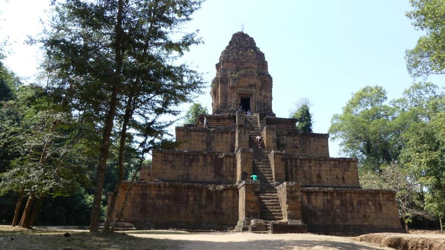 Pirámide de Baksei Chamkrong