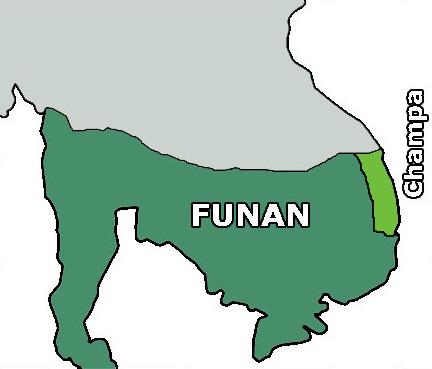 El reino de Funán