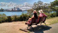 VIAJAR A AUSTRALIA SIDNEY Y MELBOURNE