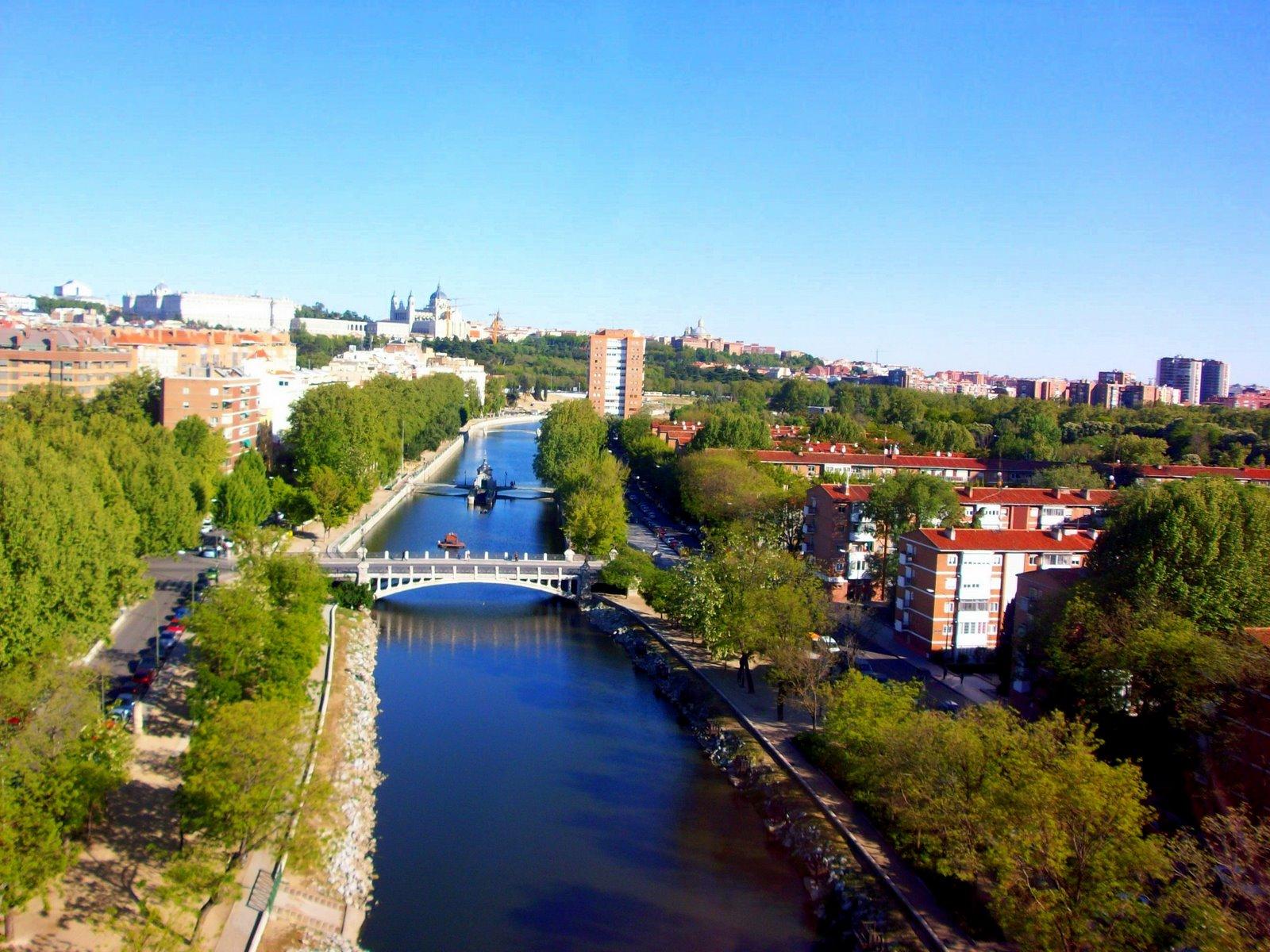 Madrid Vistas Desde Teleferico Mis Viajes Por Ah 237 187 Mis Viajes Por Ah 237