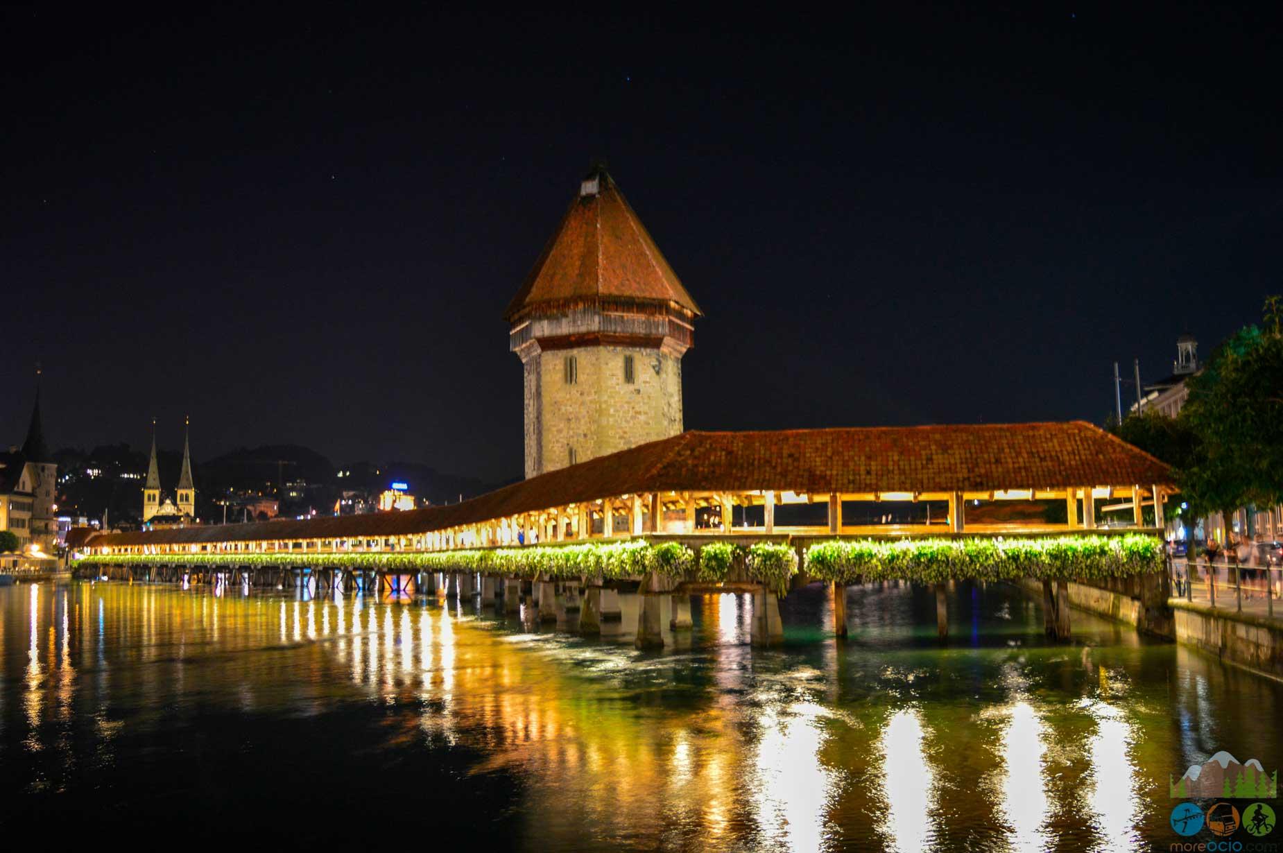 Qué ver en Suiza Lucerna - Mis viajes por ahí » Mis viajes